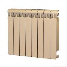 Биметаллический радиатор RIFAR Monolit 500 8 сек. Айвори (RAL 1013 бежевый)