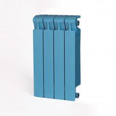 Биметаллический радиатор RIFAR Monolit 500 4 сек. Сапфир (RAL 5024 синий)